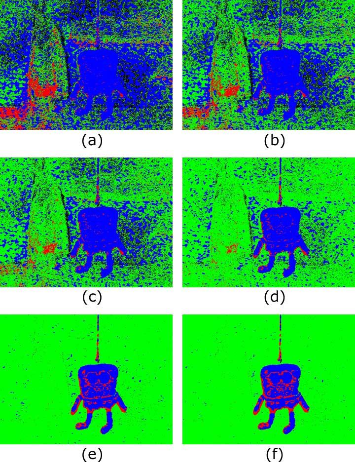 Image segmentation using the Lambertain color model | Code
